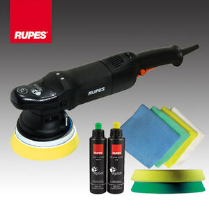 Polisher Orbital RUPES Lhr 15ES Bigfoot For Polishing Car