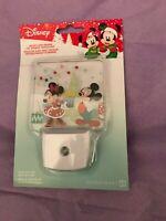 Dept 56 Disney Mickey and Minnie Auto Nightlight-New