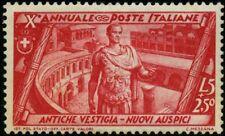 Italy 1932 stamps commemorative MNH Sas 340 CV $137.50 180617415