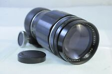 Pentax Takumar 200mm F/3.5 M42 Screw Telephoto Lens from Japan