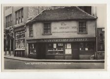 London The Old Curiosity Shop Vintage RP Postcard 704a