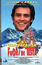 Una Vacanza fuori di testa (1983) VHS  BMG Video - 1° film di  Jim Carrey - rara