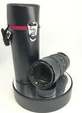 PENTAX K MOUNT TAMRON ADAPTALL 2 Zoom Macro 85 - 210mm F 1:4,5 + CASE#395