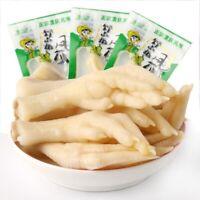 Spicy Chicken Feet Chinese Snack Food 20*20g 泡椒凤爪山椒鸡爪单个装