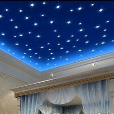 100pcs 3cm Glow In The Dark Stars Luminous Ceiling Wall Sticker Kids Room Decor