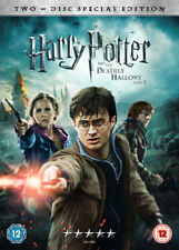 Harry Potter and the Deathly Hallows: Part 2 DVD (2011) Daniel Radcliffe
