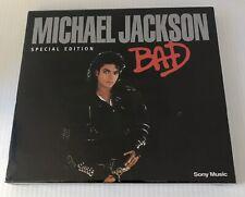 Michael Jackson Bad Special Edition 2001 New Sealed No Promo Rare Argentina