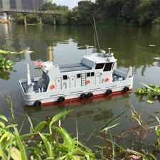 Inland river Tug sea mule 600mm Abs two motors Rc Model kit