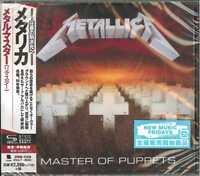 METALLICA-MASTER OF PUPPETS (2016 Remastered)-JAPAN SHM-CD E78