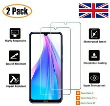 For Xiaomi Redmi Note 8 Note 8 Pro Note 8T Clear Tempered Glass Screen Protector