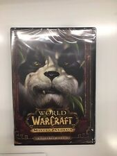 World of Warcraft: Mists of Pandaria Collectors edition DVD only new and sealed
