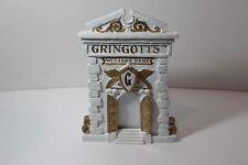 Harry Potter GRINGOTT'S BANK - piggy bank - WIZARD BANK BUILDING 3D -MINT- RARE