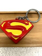 Superman  Red & Yellow Color  Key-chain