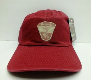 DEAD STOCK TAMPA BAY BUCCANEERS NFL HAT SLOUCH DAD STYLE CAP ANNCO NEW