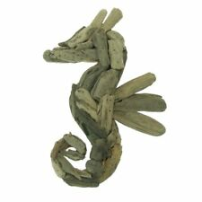 Driftwood Seahorse wall art Small hand made from found driftwood pieces
