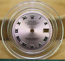 Original Lady Rolex 26mm Datejust 179160 179174 Rose (Salmon) Roman Dial S/S SM