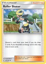 Roller Skater 203/236 - Uncommon Pokemon Card - Cosmic Eclipse Set (2019) - NM