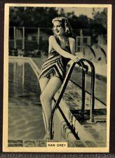 Tobacco Card, Ardath, CAMERA STUDIES, 1939, Large, Nan Grey