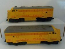 AMERICAN FLYER 21215 & 21215-1 Union Pacific (painted) F-9 Diesel A-A UNITS C-7