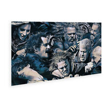 Sons Of Anarchy - The Brawl - Wall Art Poster