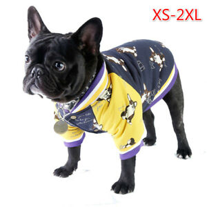 Cotton Quilted Dog Clothes Winter Warm Puppy Outfits Pet Jacket Outdoor