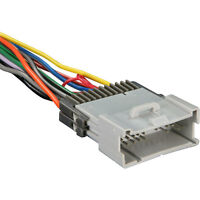 METRA RAPTOR GM4003 70-2002 2000-2005 SATURN WIRE HARNESS NEW RAP-GM-4003