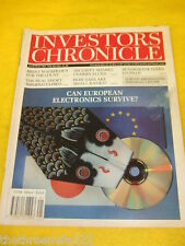 INVESTORS CHRONICLE - EUROPEAN ELECTRONICS - MAY 24 1991