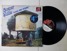 "Boxcar Willie ""Take Me Home"" Vinyl LP 1980 BIG R Records BRA 1011 A1/B1"