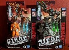 Transformers Siege War For Cybertron Battle Masters SINGE RUNG Set