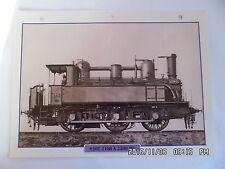 CARTE FICHE TRAIN 030T 2168 A 2200 PO