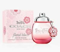 2019 COACH Floral BLUSH women's eau de parfum  30 ml 1 oz new in box sealed