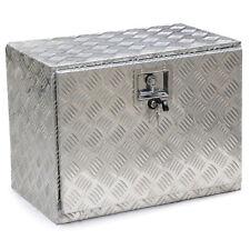 "Aluminum Pickup Truck 24"" Underbody Bed Tool Box Under Trailer Tool Storage NEW"