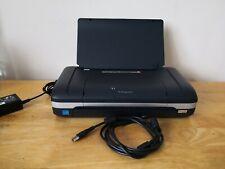 HP Officejet H470 Mobile Inkjet Printer