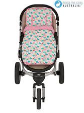 Keep Me Cosy™ Pram Liner + Footmuff 2 in 1 set (Infant) - Flamingo