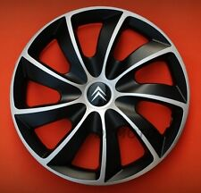 "14"" Citroen C1 C2 Saxo Berlingo  WHEEL TRIMS COVERS  HUB CAPS  SET OF 4 x14"
