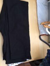 Ben Sheran Men's Black Chino trousers, W34 L34