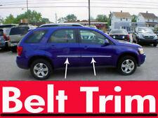 Pontiac TORRENT CHROME SIDE BELT TRIM DOOR MOLDING 2006 2007 2008 2009