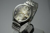 Vintage 1973 JAPAN SEIKO LORD MATIC WEEKDATER 5606-7290 23Jewels Automatic.