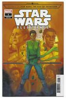 Star Wars Allegiance #1 2019 Unread Brian Stelfreeze Variant Cover Marvel Comics