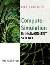 NEW Computer Simulation in Management Science by Michael Pidd