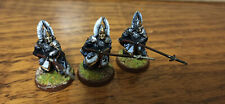 GUARDS OF THE COURTS FOUNTAIN MINAS TIRITH metal Lord of the Rings LOTR WARRIORS