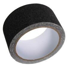 Black Anti Slip Tape Non Slip Floor Tape High Grip Adhesive Backed Floor Safety