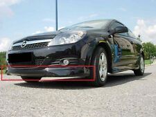 OPEL VAUXHALL ASTRA H Mk 5 3D GTC PARACHOQUES Delantero Spoiler Opc Look Nuevo cenefa/