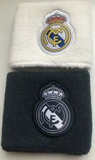 ADIDAS REAL MADRID WRISTBAND ARMBANDES TG  REVERSIBLE, CY5619, UNISEX, GENUINE