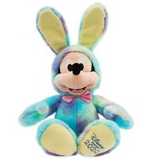 """Disney Store Easter Dated 2020 18"""" Soft Plush Mickey Mouse Bunny"""