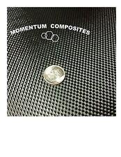 """Black Fiberglass (Carbon Fiber Look) Cloth Fabric 8HS  38"""" 8.9oz"""