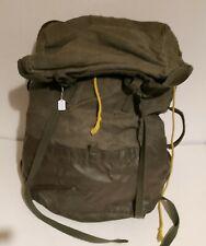 sac à dos militaire paquetage French armée 1980 légion commando TAP