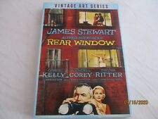 Rear Window, 1954 (2017). Classic Alfred Hitchcock Suspense/Thriller. James Stew