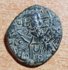 1 Tram 1226-1270 Moneda Medieval Reino Armenio De Cilicia. Hetoum I & Zabel