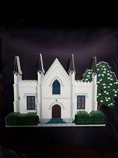 Shelia's collectibles houses savannah Jingle Bells Church